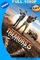 Terror Bajo la Tierra 5: El Legado (2015) Latino Full HD 1080P - 2015