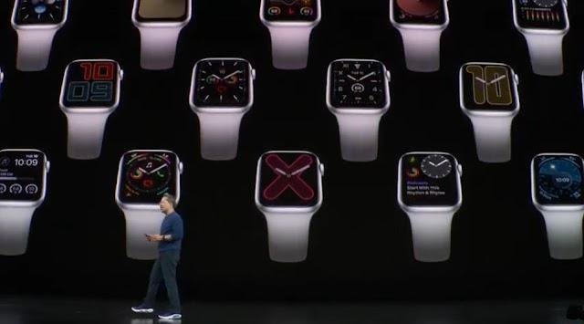 Apple Watch Serie 5 se lanzará con énfasis en la salud
