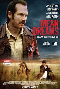 Mean Dreams Poster