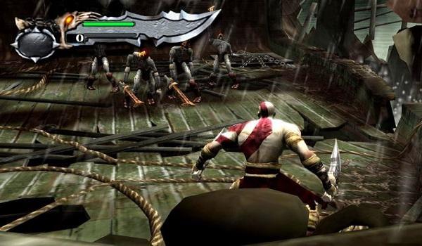 تحميل لعبة God Of War 1 للكمبيوتر
