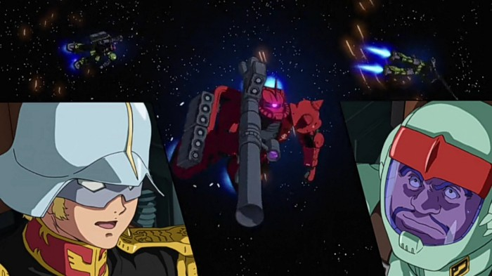 Char Aznable - Red Comet