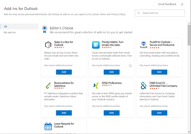 set up a WebEx meeting in Microsoft outlook