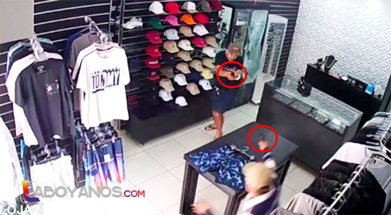Lo asaltaron en su comercio y mató a tres ladrones — Brasil