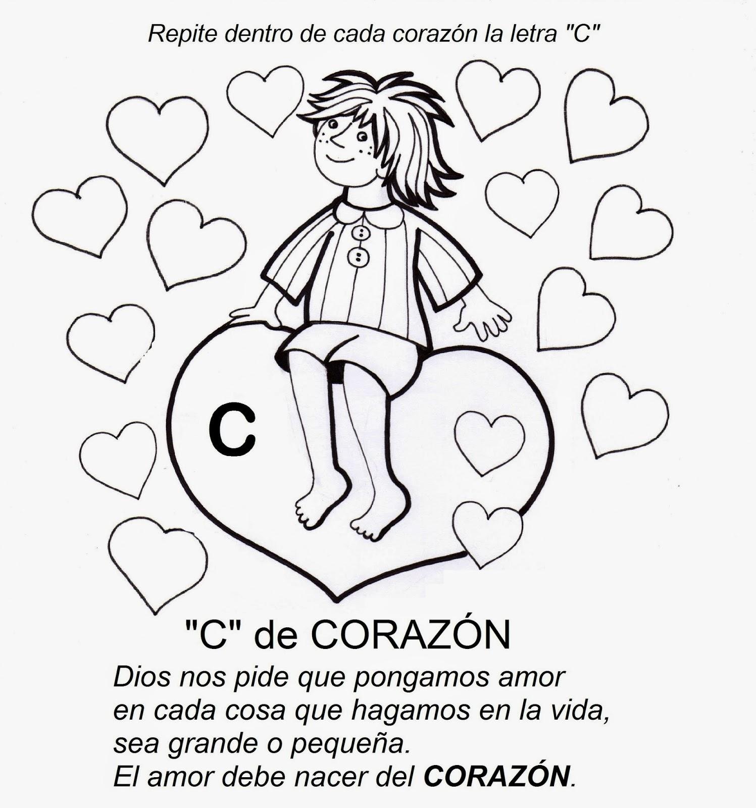 Imagenes Para Colorear Del Amor