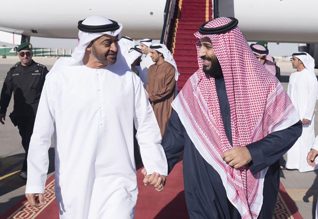 ولي عهد أبوظبي : قيادة السعودية تمضي برؤيتها العميقة نحو المستقبل المشرق