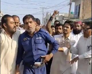 Security Langsung Tembak Mati Manajer Bank Karena Hina Nabi Muhammad SAW