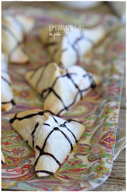 Empanadillas de piña