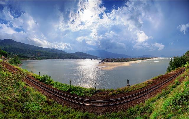 Check in Đầm Lập An, Check in Dam Lap An, Kinh nghiem Dam Lap An Hue