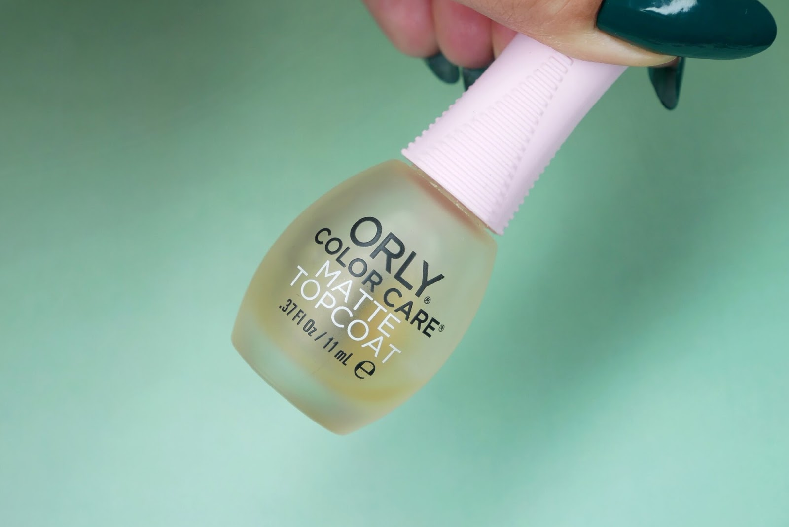orly matowy top