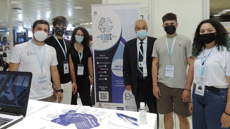Το Δημοκρίτειο Πανεπιστήμιο Θράκης στην 85η Διεθνή Έκθεση Θεσσαλονίκης