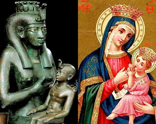 Mais comment Notre-Dame de Paris a-t-elle pu brûler ? - Page 5 Madre-che-allatta8