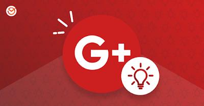 proses penghapusan akun google+