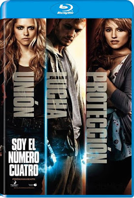 I Am Number Four [Latino]