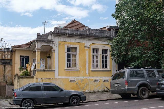 casa na Rua Francisco Rocha