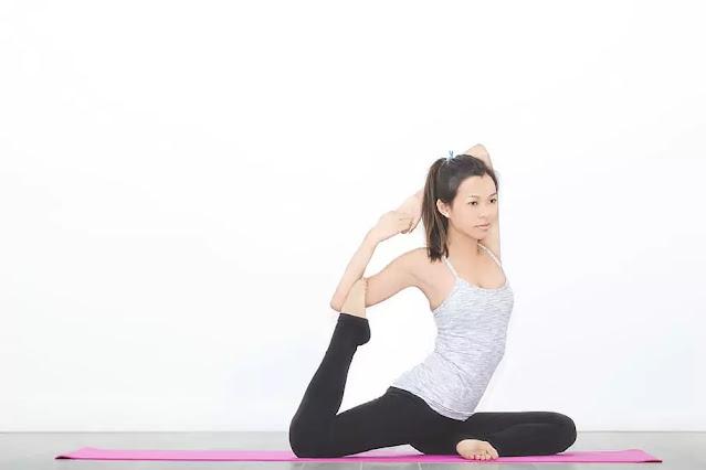 yoga exercise to reduce breast size