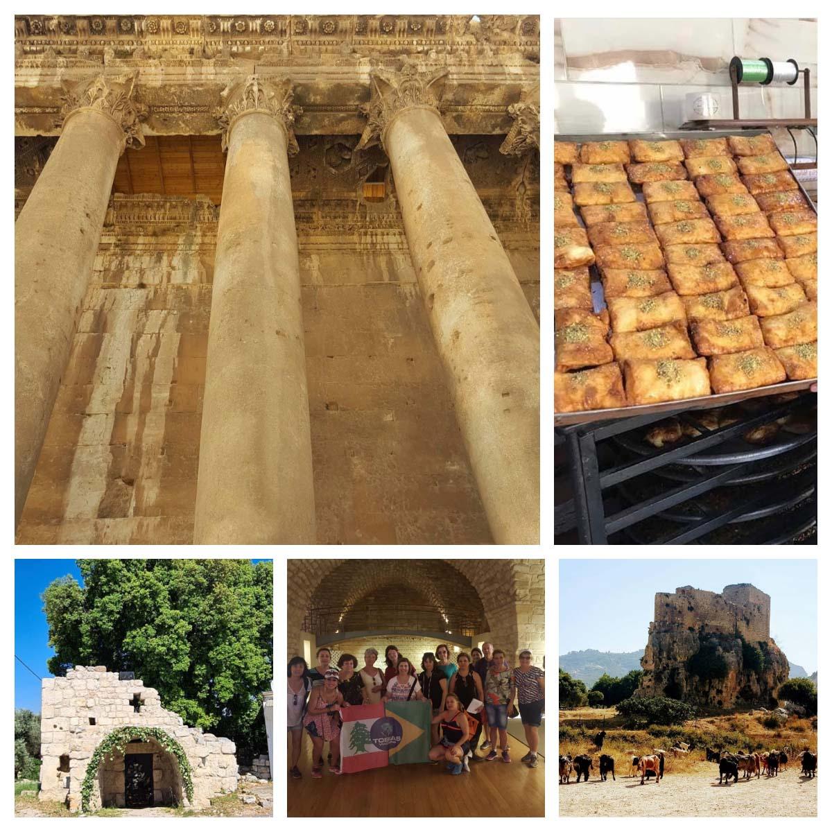 Guia de Turismo em Português no Líbano