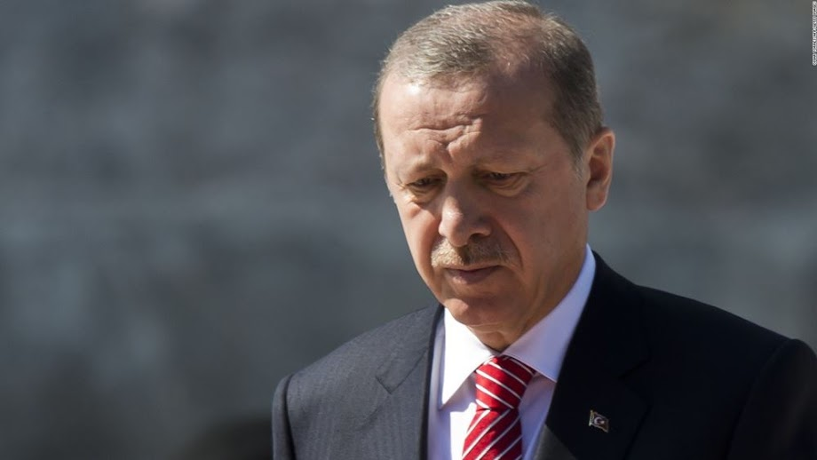 Οι κυρώσεις δεν πτοούν τον Ερντογάν