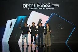 Hadir dengan 4 Kamera! Spesifikasi dan Harga Oppo Reno 2 Cukup Sesuai