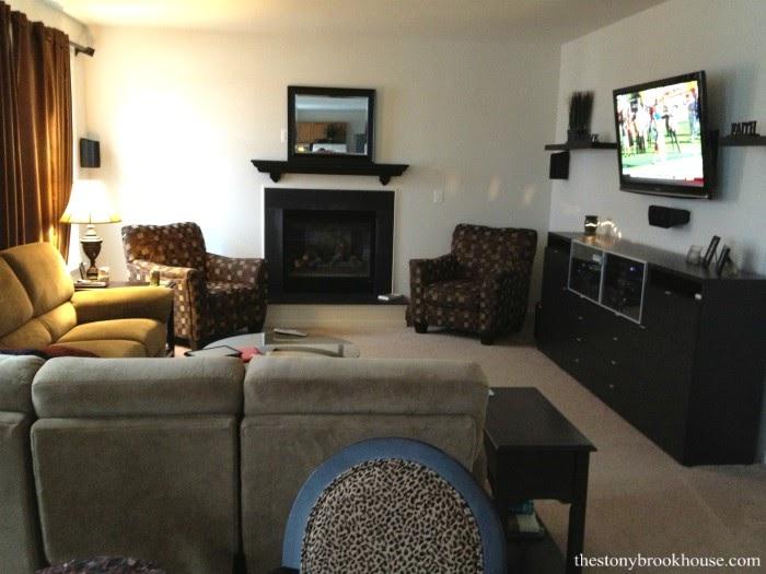 Living Room 2013