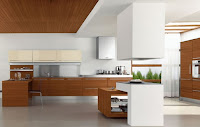 Neat Classy kitchen furniture idea
