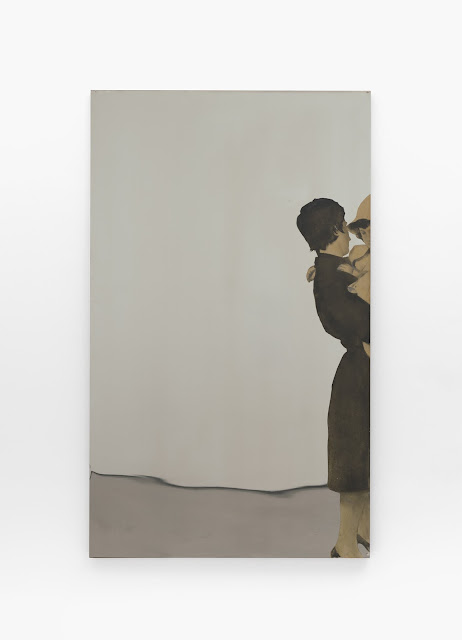 Italian Modern Art, Michelangelo Pistoletto, Marzia con la bambina, 1964, Luhring Augustine, New York, Galleria Christian Stein, Milan, Simon Lee Gallery, London, Hong Kong