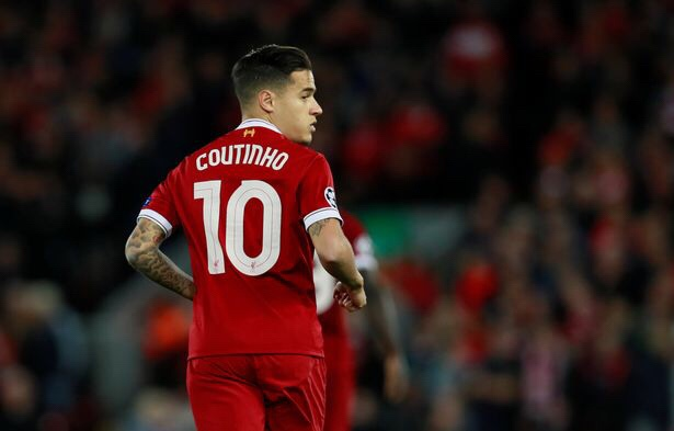 new products fc7ae 66684 Liverpool Offers Refund on Coutinho 2017-18 Kits - Footy ...