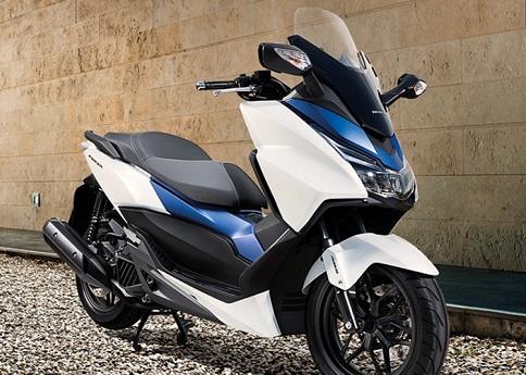 Harga dan Spesifikasi Honda Forza 125