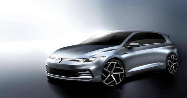 El Volkswagen Golf 2020