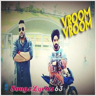 VROOM VROOM Lyrics - Badshah Indian Pop Song [2015]