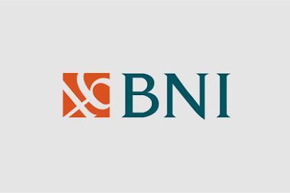Lowongan Kerja Magang Bank BNI