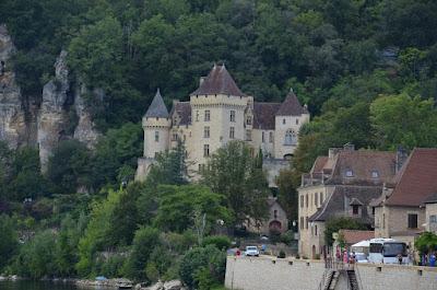 La Roque Gageac. Château de la Malartrie