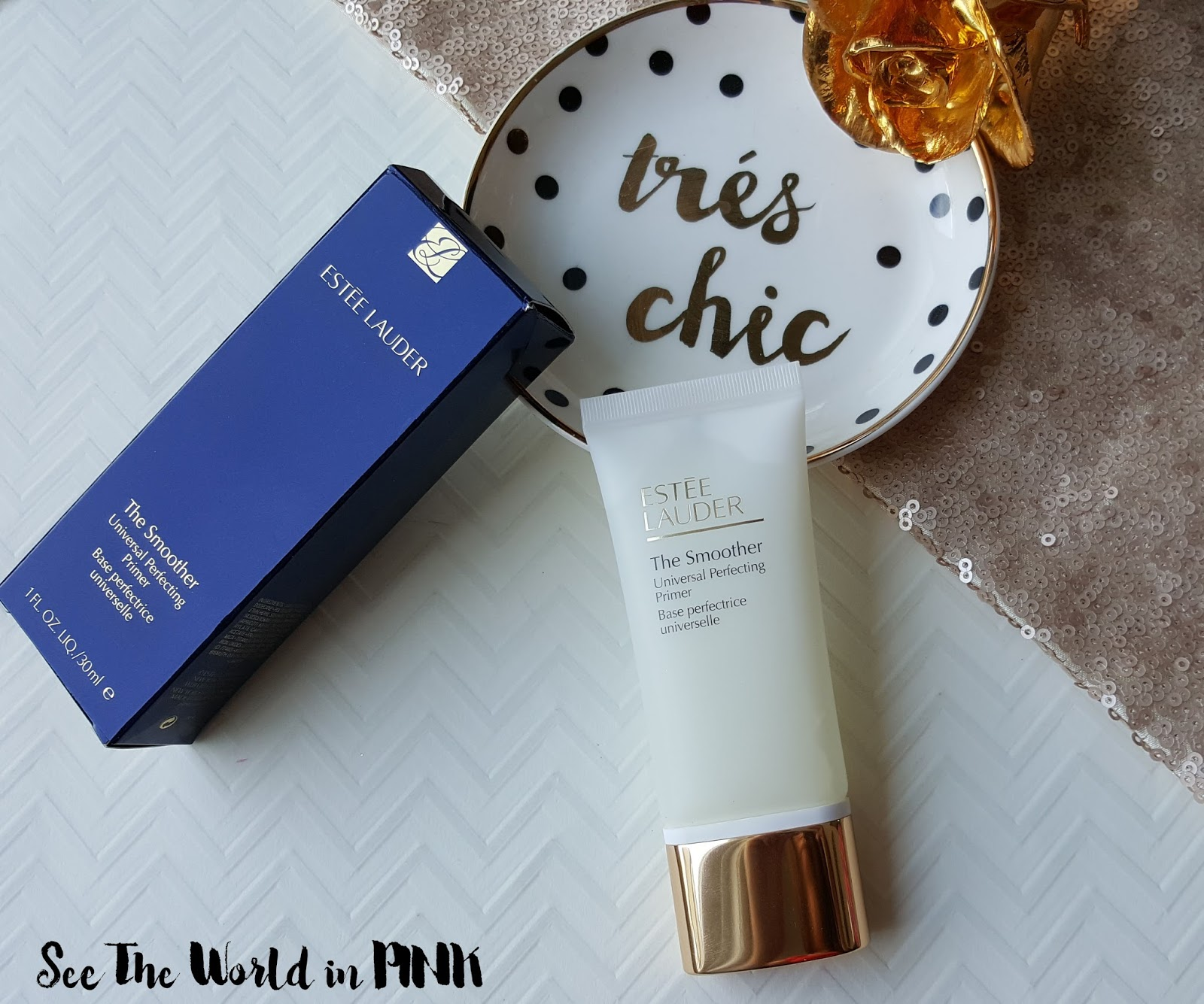 Estee Lauder - The Smoother Universal Perfecting Primer Review and Product Testing!