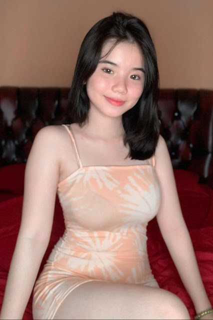Hot and sexy big boobs photos of beautiful busty asian hottie chick Malaysian brand ambassador Frisca Budi Putri photo highlights on Pinays Finest sexy nude photo collection site.