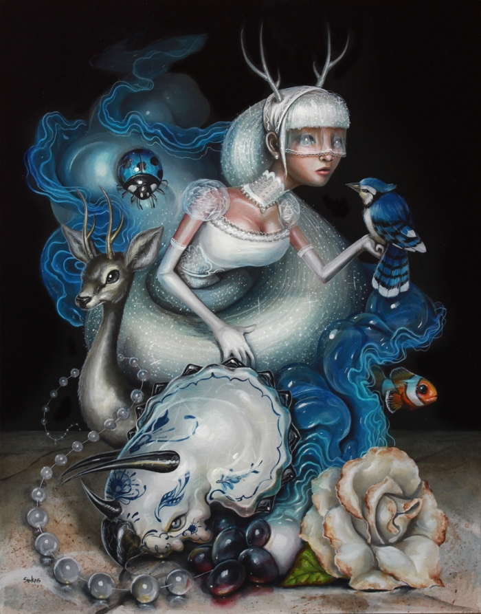 23-Reason-Greg-Craola-Simkins-Fantastical-Surreal-Paintings-Full-of-Details