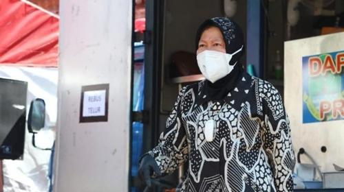 Mensos Risma Marah Temukan Penyaluran Bantuan di Kabupaten Tuban Bermasalah