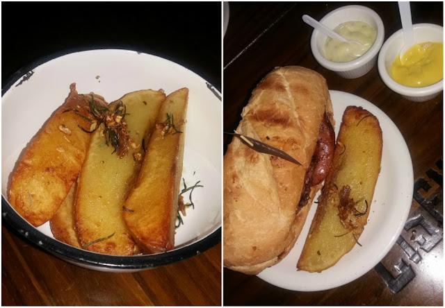 Onde comer e sair em Recife? Faaca Boa Viagem - Boteco e Parrilla
