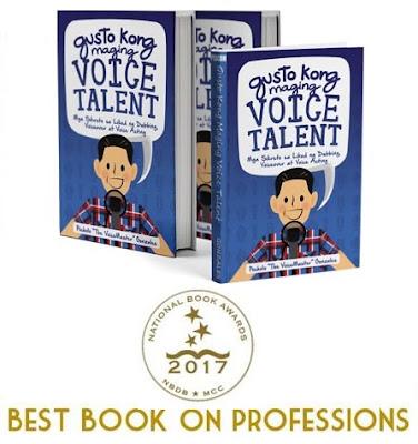 Voice Talent Book
