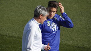 Bartra: Real Betis had a very good year under Setien