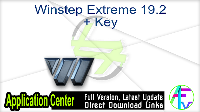 Winstep Extreme 19.2 + Key
