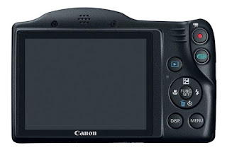 Canon Powershot SX410 IS Camera Review
