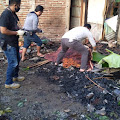 Tragis..! Mbah Jumiah Tewas Terbakar Bersama Rumahnya