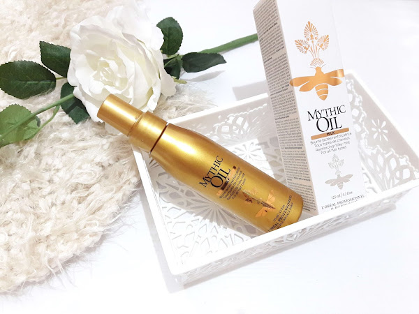 L'oreal Mythic Oil Milk