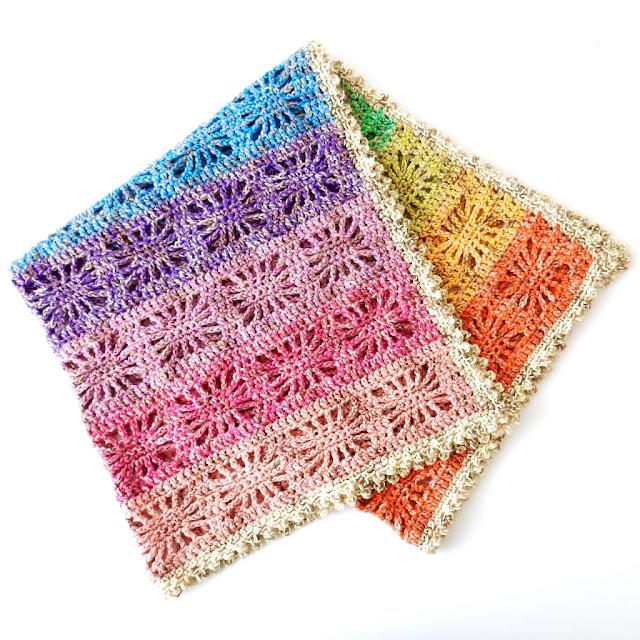the curio crafts room crochet baby blanket