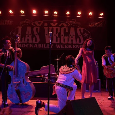 The Hydrant tampil di Viva Las Vegas 2018