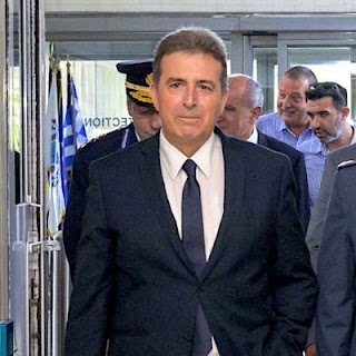Μιχάλης Χρυσοχοΐδης: Έγκλημα ειδεχθές η δολοφονία του Γιώργου Καραϊβάζ Σύντομα θα βρούμε τους ενόχους