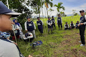 BPS Kabupaten Aceh Besar Lakukan Refresing Ubinan Jantho