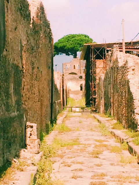 Houses-in-Pompeii