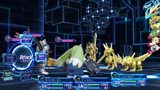 Digimon Story Cyber Sleuth: Hacker's Memor
