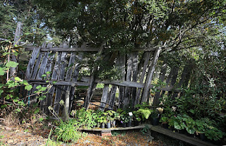 The Herb Garden's Fence