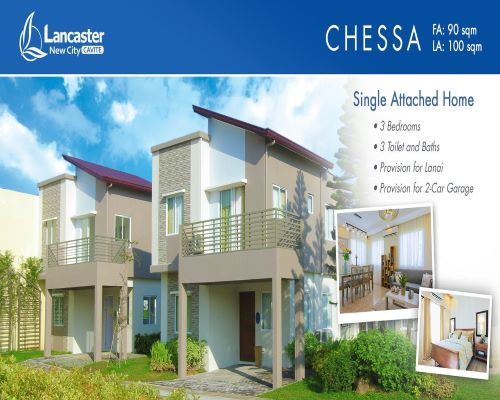 Upgrade Chessa house at Lancaster New City
